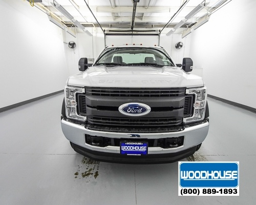 2018 F-550 Regular Cab DRW 4x4, Cab Chassis #T180811 - photo 4