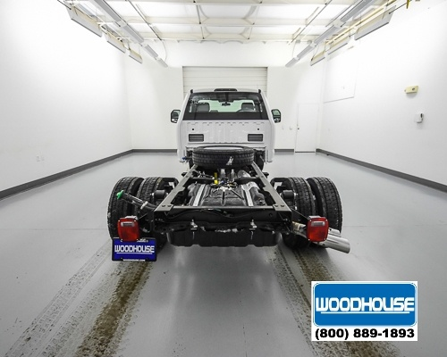 2018 F-550 Regular Cab DRW 4x4, Cab Chassis #T180811 - photo 6