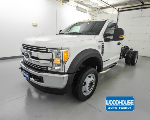 2017 F-550 Regular Cab DRW 4x4,  Cab Chassis #T180811A - photo 1