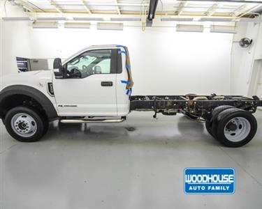 2017 F-550 Regular Cab DRW 4x4,  Cab Chassis #T180811A - photo 8