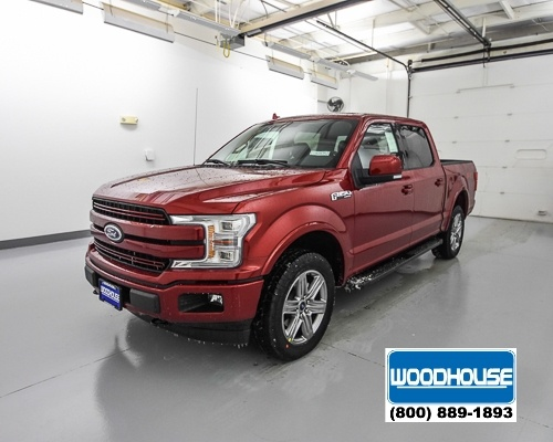 2018 F-150 SuperCrew Cab 4x4,  Pickup #T180875 - photo 1