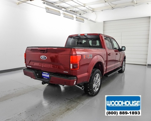 2018 F-150 SuperCrew Cab 4x4,  Pickup #T180875 - photo 2