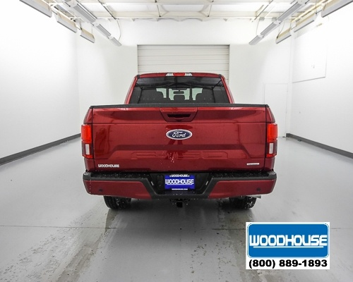 2018 F-150 SuperCrew Cab 4x4,  Pickup #T180875 - photo 5