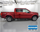 2018 F-150 SuperCrew Cab 4x4,  Pickup #T180875 - photo 4