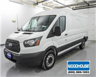 2018 Transit 250 Medium Roof, Cargo Van #T180878 - photo 1