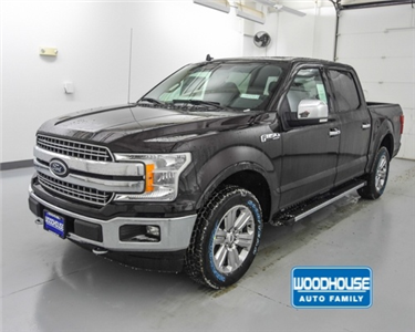 2018 F-150 SuperCrew Cab 4x4,  Pickup #T181131 - photo 1