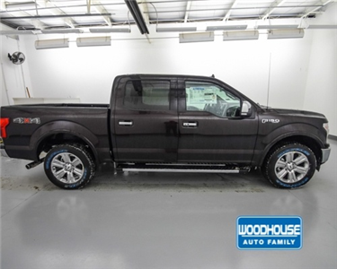 2018 F-150 SuperCrew Cab 4x4,  Pickup #T181131 - photo 4