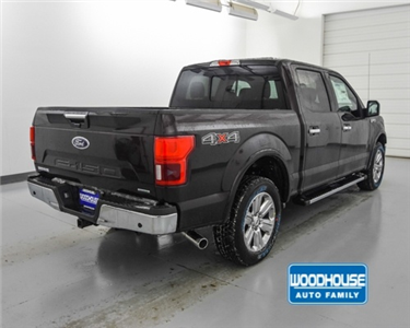 2018 F-150 SuperCrew Cab 4x4,  Pickup #T181131 - photo 2