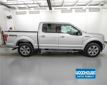 2018 F-150 SuperCrew Cab 4x4,  Pickup #T181136 - photo 4