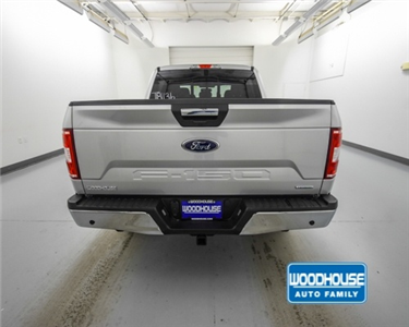 2018 F-150 SuperCrew Cab 4x4,  Pickup #T181136 - photo 5