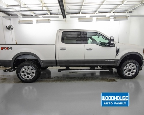 2018 F-250 Crew Cab 4x4,  Pickup #T181201 - photo 4