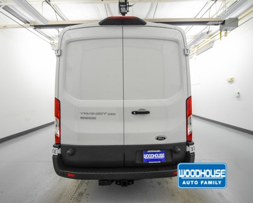 2018 Transit 250 Med Roof 4x2,  Empty Cargo Van #T181299 - photo 6