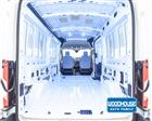 2018 Transit 250 Med Roof 4x2,  Empty Cargo Van #T181299 - photo 1