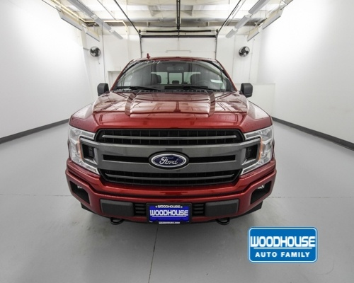 2018 F-150 SuperCrew Cab 4x4,  Pickup #T181977 - photo 3