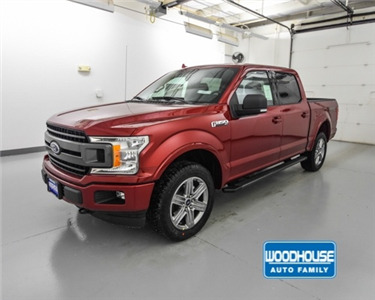 2018 F-150 SuperCrew Cab 4x4,  Pickup #T181977 - photo 1