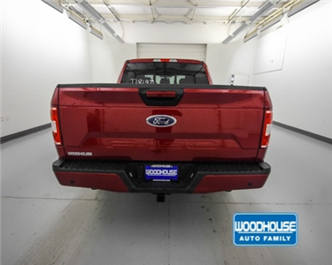 2018 F-150 SuperCrew Cab 4x4,  Pickup #T181977 - photo 5