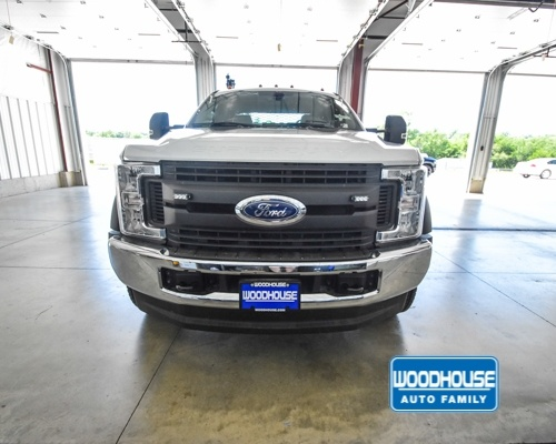 2018 F-550 Super Cab DRW 4x4,  Knapheide Mechanics Body #T182332 - photo 3