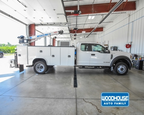 2018 F-550 Super Cab DRW 4x4,  Knapheide Mechanics Body #T182332 - photo 4
