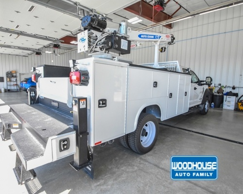 2018 F-550 Super Cab DRW 4x4,  Knapheide Mechanics Body #T182332 - photo 2
