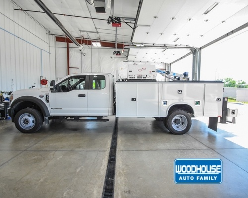 2018 F-550 Super Cab DRW 4x4,  Knapheide Mechanics Body #T182332 - photo 6