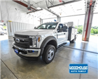 2018 F-550 Super Cab DRW 4x4,  Knapheide Mechanics Body #T182332 - photo 1