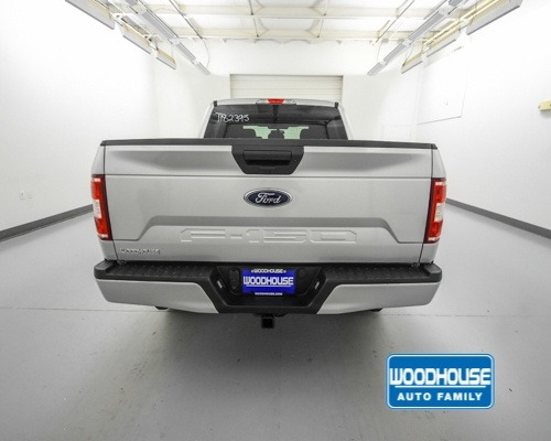 2018 F-150 SuperCrew Cab 4x4,  Pickup #T182395 - photo 5