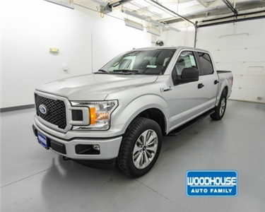 2018 F-150 SuperCrew Cab 4x4,  Pickup #T182395 - photo 1