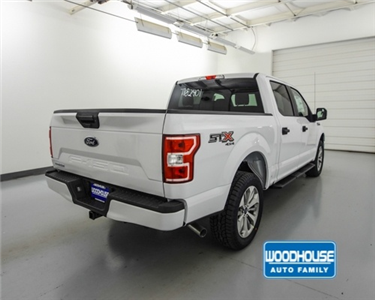 2018 F-150 SuperCrew Cab 4x4,  Pickup #T182401 - photo 2