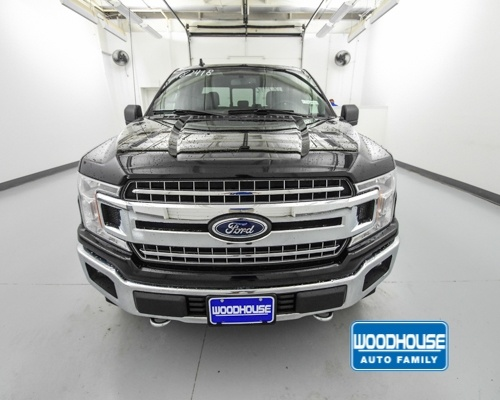 2018 F-150 Super Cab 4x4,  Pickup #T182418 - photo 3