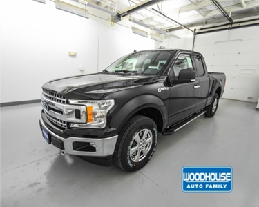 2018 F-150 Super Cab 4x4,  Pickup #T182418 - photo 1