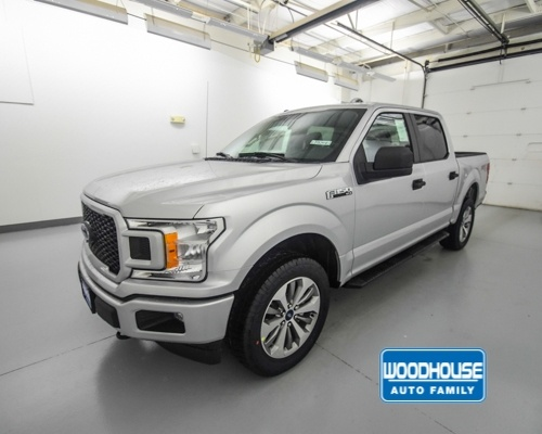 2018 F-150 SuperCrew Cab 4x4,  Pickup #T182458 - photo 1