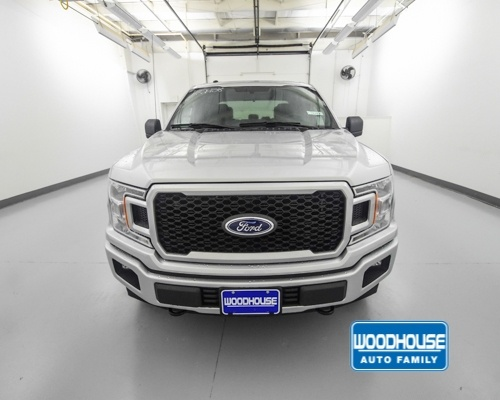 2018 F-150 SuperCrew Cab 4x4,  Pickup #T182458 - photo 3