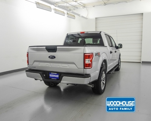 2018 F-150 SuperCrew Cab 4x4,  Pickup #T182458 - photo 2