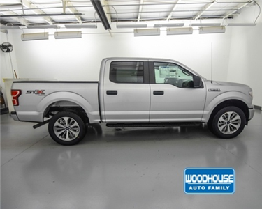 2018 F-150 SuperCrew Cab 4x4,  Pickup #T182458 - photo 4
