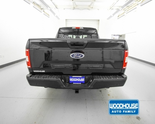 2018 F-150 SuperCrew Cab 4x4,  Pickup #T182545 - photo 5