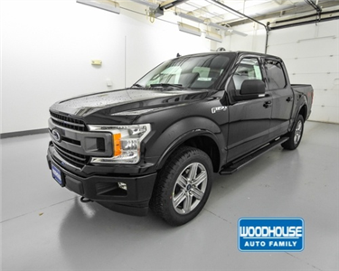 2018 F-150 SuperCrew Cab 4x4,  Pickup #T182545 - photo 1