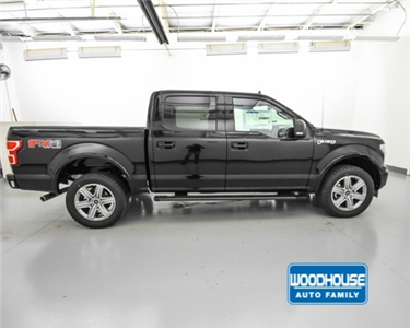 2018 F-150 SuperCrew Cab 4x4,  Pickup #T182545 - photo 4