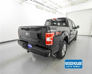 2018 F-150 SuperCrew Cab 4x4,  Pickup #T182545 - photo 2