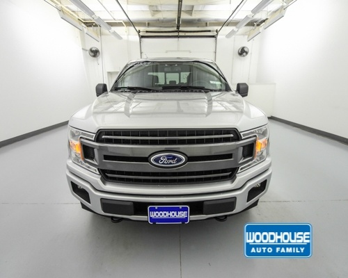 2018 F-150 SuperCrew Cab 4x4,  Pickup #T182553 - photo 3