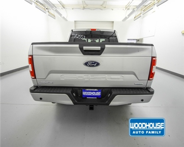 2018 F-150 SuperCrew Cab 4x4,  Pickup #T182553 - photo 5