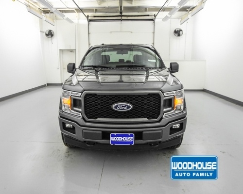 2018 F-150 SuperCrew Cab 4x4,  Pickup #T182603 - photo 3