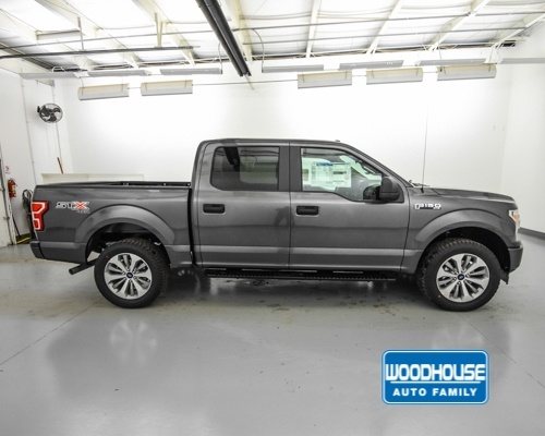 2018 F-150 SuperCrew Cab 4x4,  Pickup #T182603 - photo 4