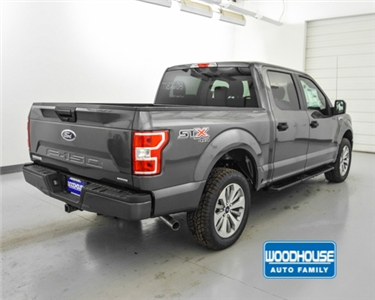2018 F-150 SuperCrew Cab 4x4,  Pickup #T182603 - photo 2