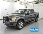 2018 F-150 SuperCrew Cab 4x4,  Pickup #T182603 - photo 1