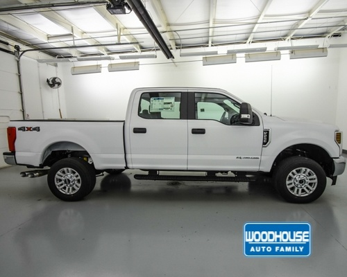 2018 F-250 Crew Cab 4x4,  Pickup #T182606 - photo 4