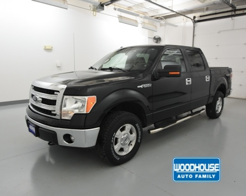 2014 F-150 SuperCrew Cab 4x4,  Pickup #T182622A - photo 1