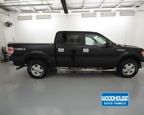 2014 F-150 SuperCrew Cab 4x4,  Pickup #T182622A - photo 5