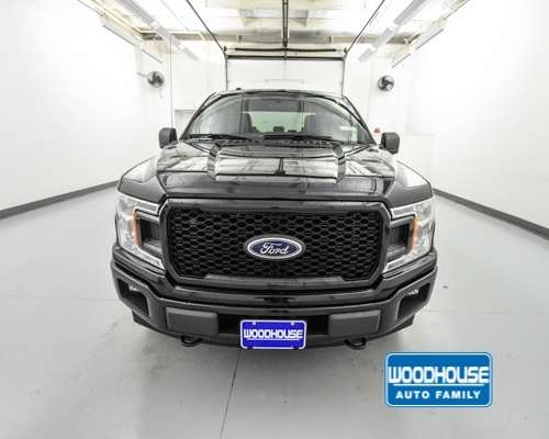 2018 F-150 SuperCrew Cab 4x4,  Pickup #T182630 - photo 3