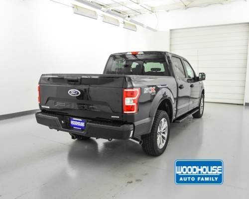 2018 F-150 SuperCrew Cab 4x4,  Pickup #T182630 - photo 2