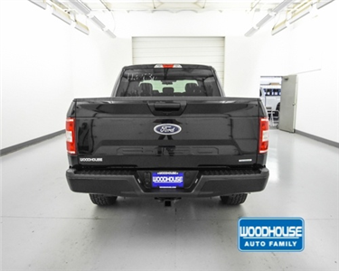 2018 F-150 SuperCrew Cab 4x4,  Pickup #T182630 - photo 5